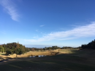 東海地区年内ゴルフ終了